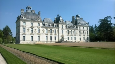French Chateaux - Holiday activities for Families.