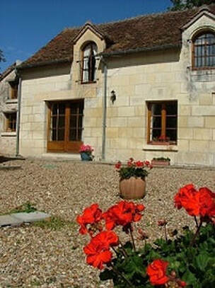 Gite - family holiday accommodation in central France.