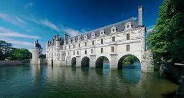 The Chateau at Chenonceau - Family Holiday activity.